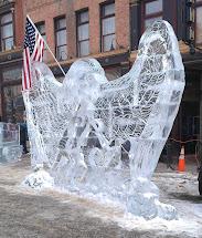 Amazing Ice Sculptures - Wonderful