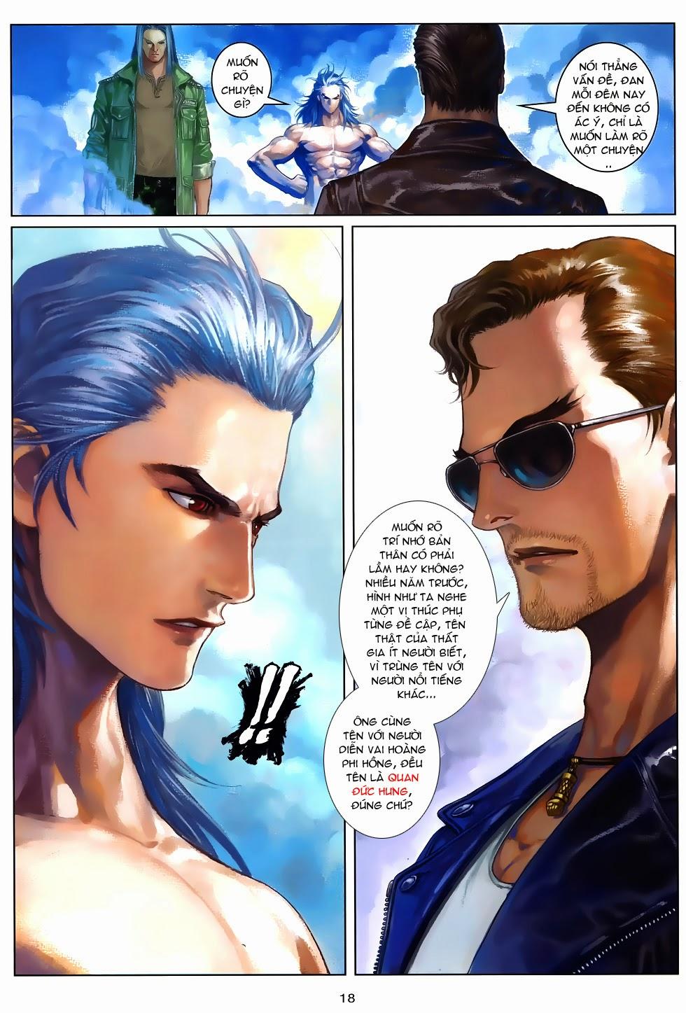 Quyền Đạo chapter 10 trang 17