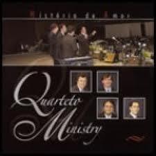 Kit de Ensaio Quarteto Ministry História de amor