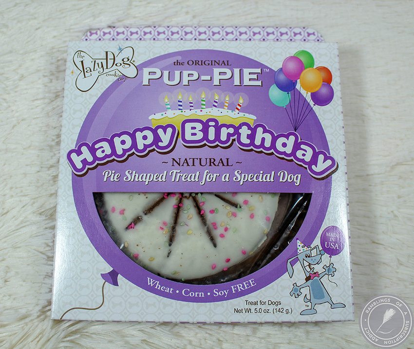 Because November Is Trumpets Birthday We Had The Option Last Year To Get A Cake Pie