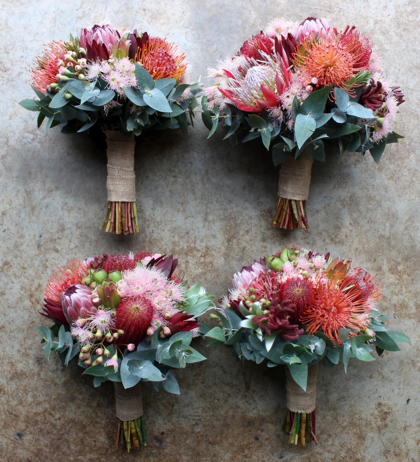 Wedding Flowers In February