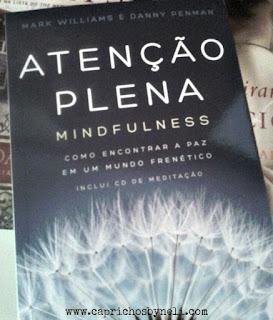 Atenção Plena, Mark Williams, Danny Penman, Editora Sextante