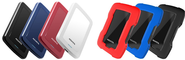 @ADATATechnology Unveils HV300 and HD330 External Hard Drives #SouthAfrica