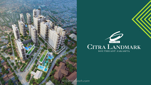 Apartemen Citra Landmark Ciracas Launching Perdana Tower Den Haag
