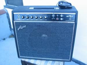 Craigslist Vintage Guitar Hunt: Alamo Montclair 2565 tube ...