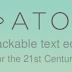 Cara install Atom Hackable Editor di Ubuntu Desktop