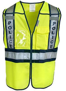 Public Safety Vests Compliant With Ansi Isea 207 2011 Will