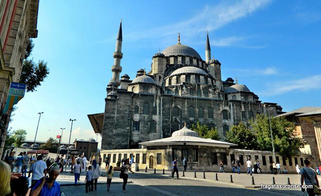 Mesquita Nova, Istambul, Turquia
