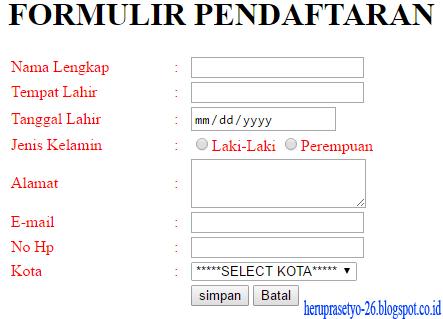 Image Result For Cara Membuat Website