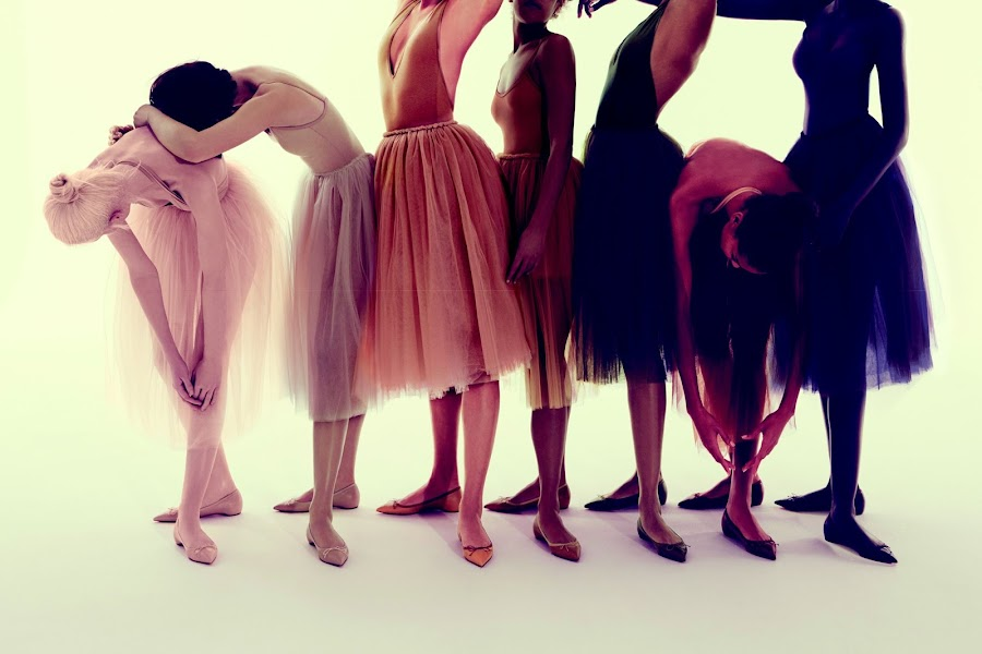 estilo bailarina