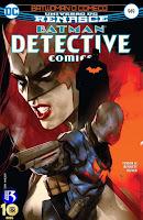DC Renascimento: Detective Comics #949