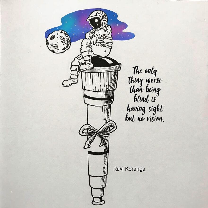 09-Gift-R-Koranga-Fantasy-Art-Illustrations-and-Quotes-www-designstack-co