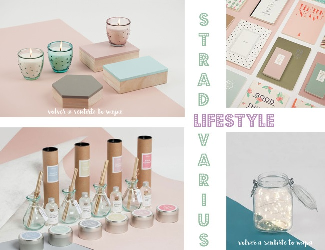 LifeStyle Stradivarius: Deco & Paper & Candles
