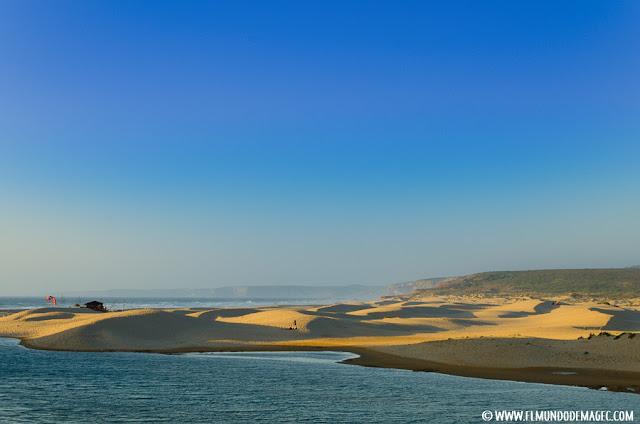 playas-del-alentejo. Playa de Bordeira