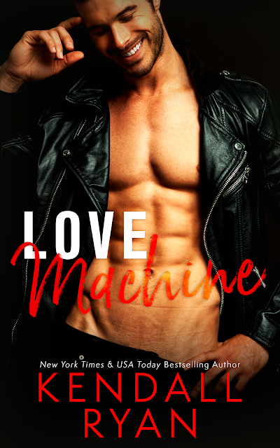 RELEASE DAY: Love Machine by Kendall Ryan