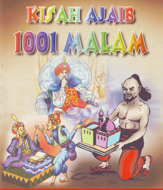 Kisah 1001 Malam Bag I Syam Blog