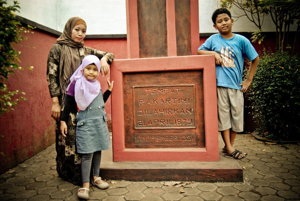 Lokasi Kelahiran Ibu Kartini di Mayong Jepara