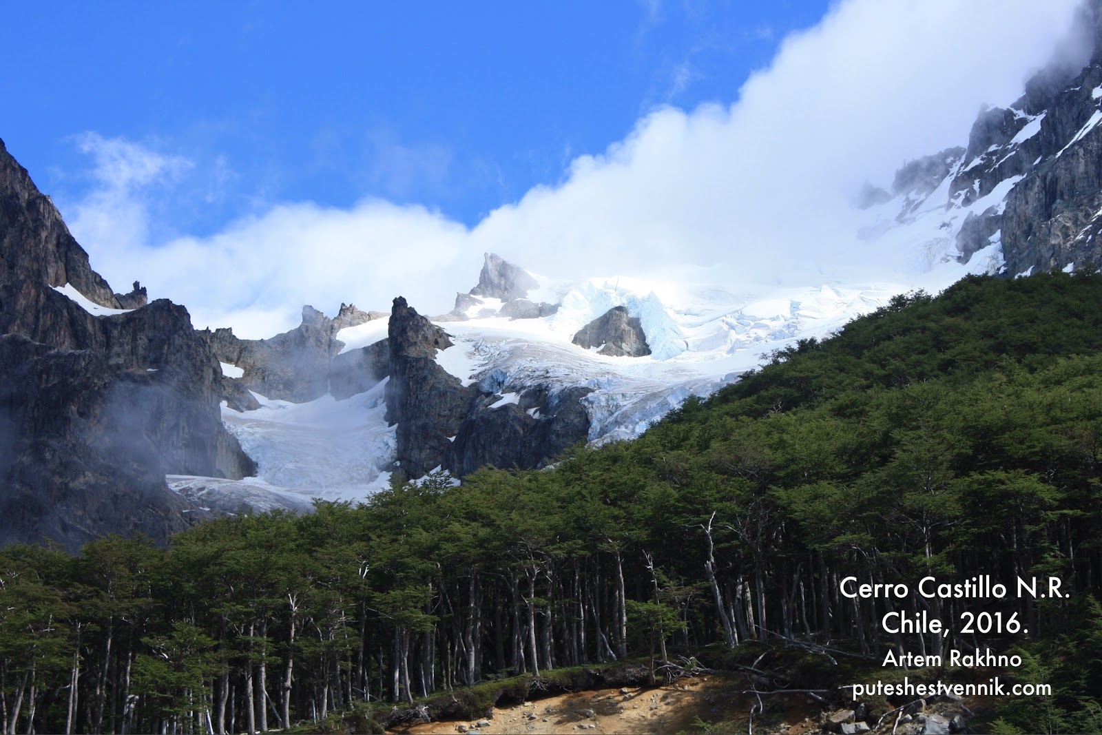 Ледники в Андах