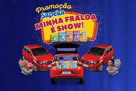 Promoção Minha Fralda é Show