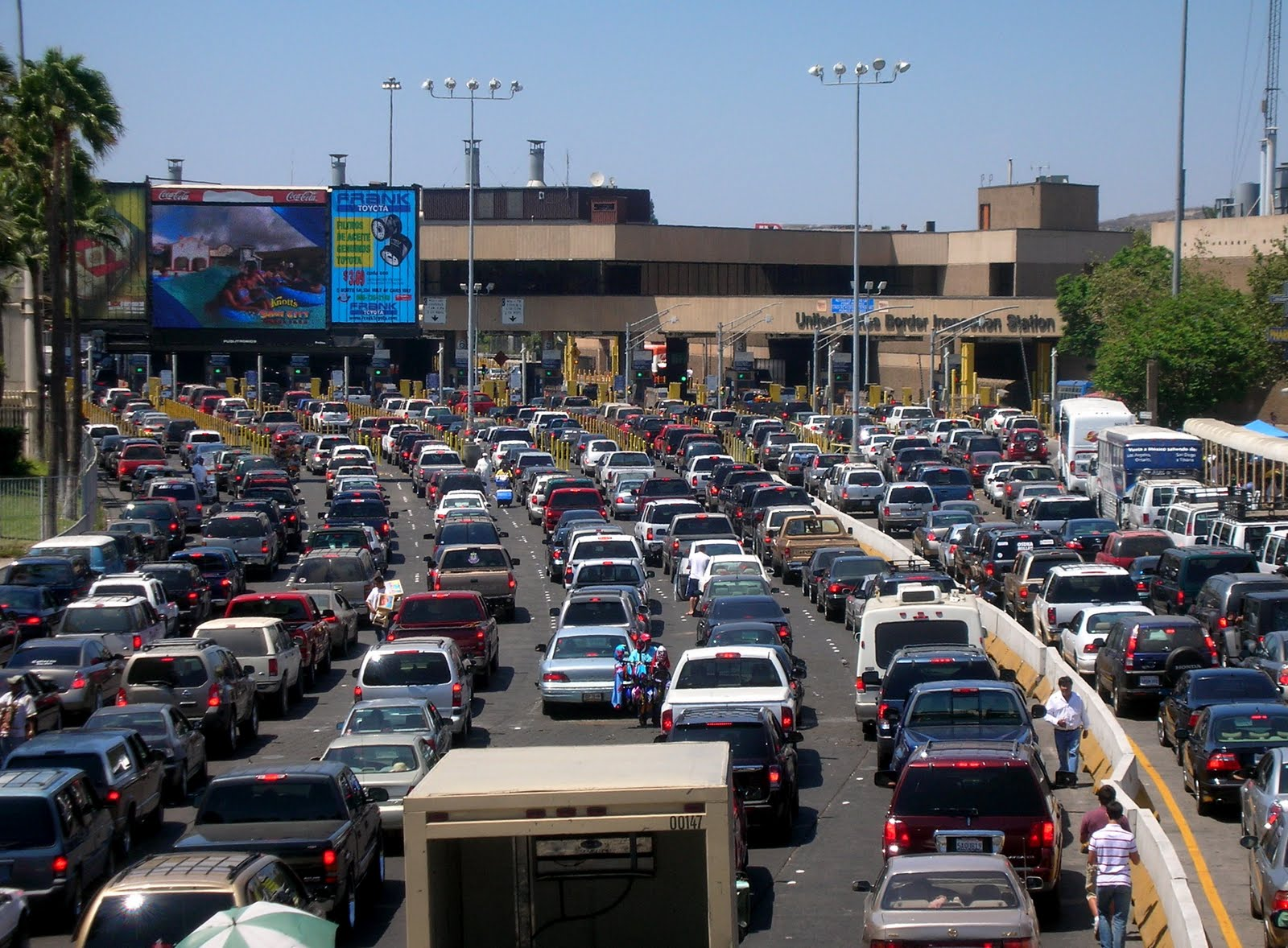 Holger Awakens Two US Citizens Shot Dead At Mexican Border