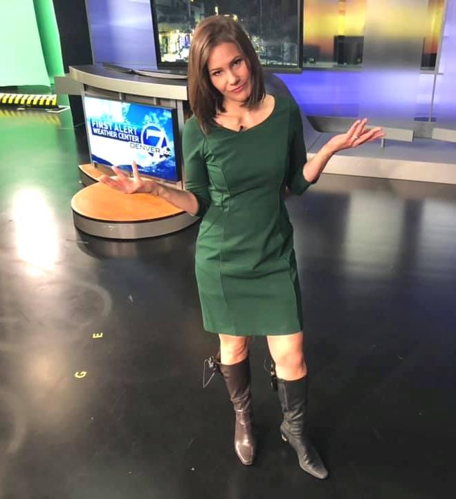THE APPRECIATION OF BOOTED NEWS WOMEN BLOG : Denver
