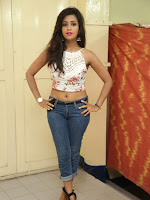 Deekshitha Parvati sizzling at Ikart mela launch-cover-photo