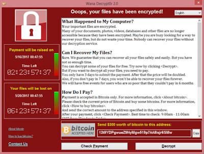 Ransomware Wannacry Serang Indonesia, Ini Yang Harus Dilakukan