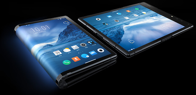 tech, mobile, future phones, world's first folding phone, Royole FlexPai, FlexPai, royole, Royole Flexpai phone, tech news, future tech news, company Royole, flexible display, Flexpai phone, samsung,