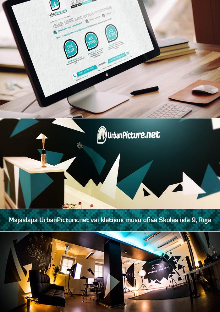 Reklāmas un dizaina aģentūra UrbanPicture.net