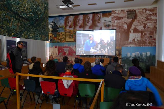 Grandes rutas madrid par s poitiers el de la dahon - Oficina turismo paris en madrid ...