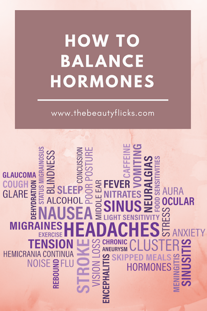 How to balance Hormones