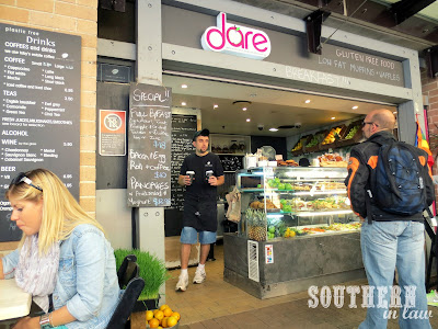 DARE Cafe - The Rocks - Gluten Free Food Sydney