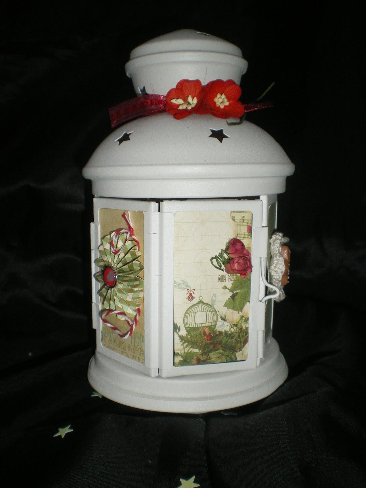 deco noel avec lanterne. Black Bedroom Furniture Sets. Home Design Ideas