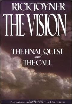 http://www.amazon.com/Vision-Two--Volume-Final-Quest/dp/0785267131/ref=sr_1_3?ie=UTF8&qid=1409333297&sr=8-3&keywords=final+quest+rick+joyner