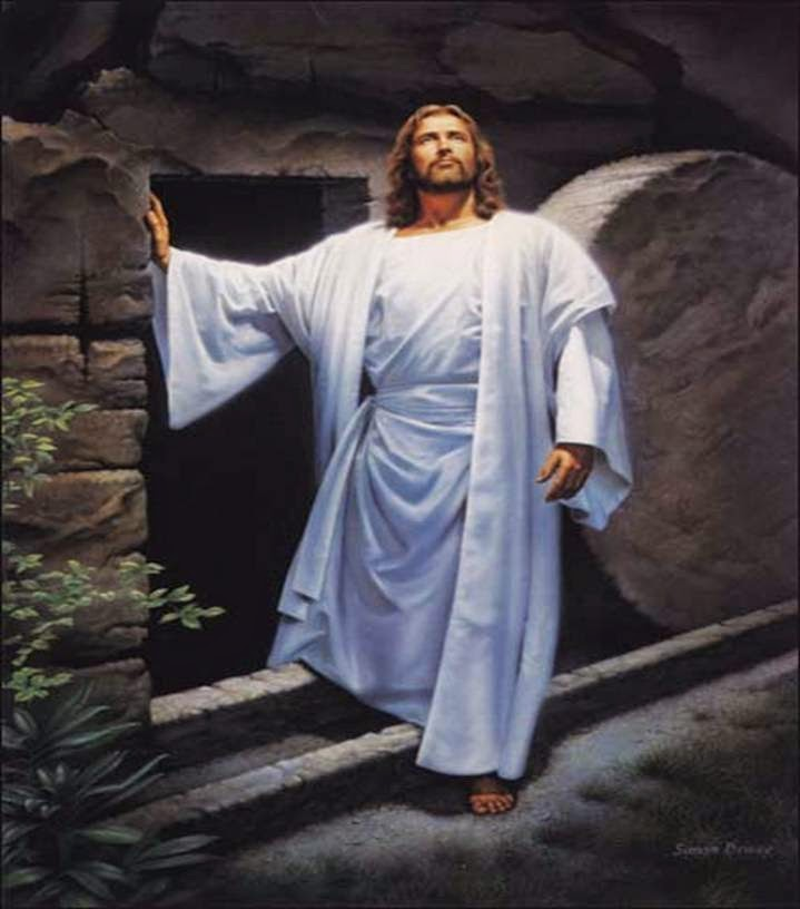 BLOG IRWANTO GAMBAR GAMBAR KEBANGKITAN TUHAN YESUS