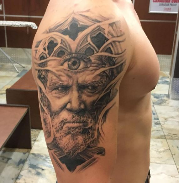 50 amazing vikings tattoos designs and ideas for Tattoo shops anderson indiana