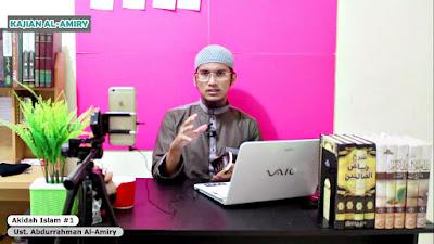 Kajian Akidah Islam #1 (Video)