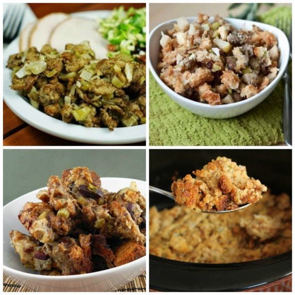 Top Ten Slow Cooker Stuffing Recipes and Honorable Mentions [found on SlowCookerFromScratch.com]