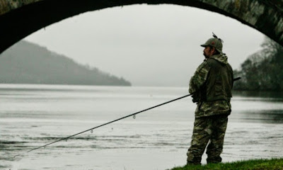 Salmon Fishing Scotland Catches on River Tay drop to lowest levels for 50 years-Why""