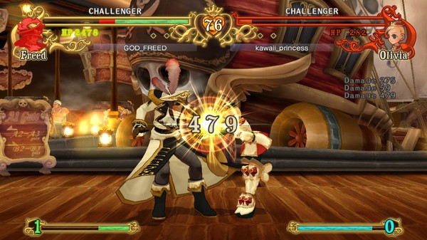 Battle Fantasia Revised Edition Screenshot-2