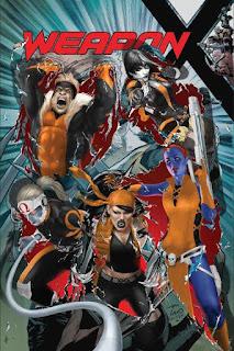 """Cómic: Revelado el equipo que realizará  """"Weapon X"""" de Márvel Cómics"""