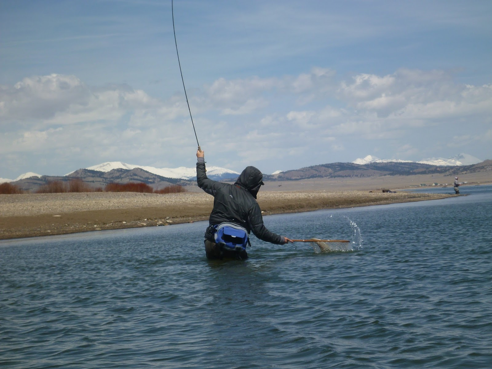 The o 39 grady flyfishing adventures a time to reflect for Taylor fly fishing