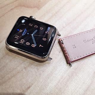 アップルウォッチ applewatch 替えベルト 福岡 モレラート カシス
