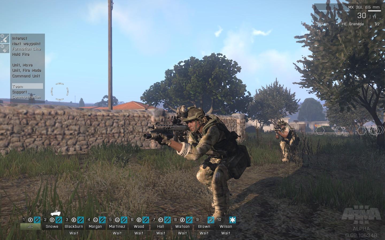 Real and Simulated Wars: ArmA 3 Alpha - Vidales, Agia Marina