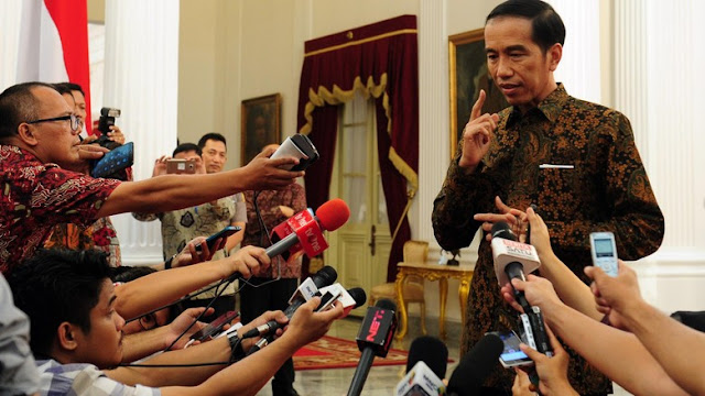 Jokowi: Kuatkan Tekanan, Boikot Produk Israel