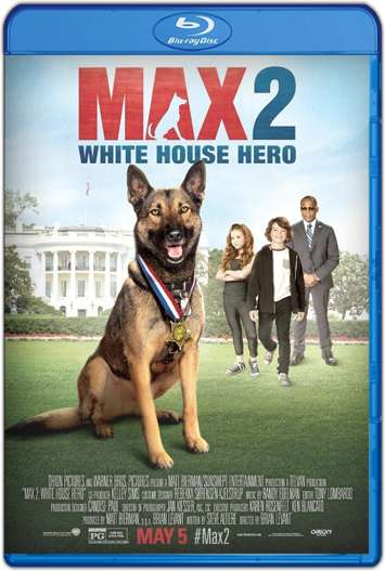 Max 2: White House Hero (2017) HD 1080p y 720p Latino