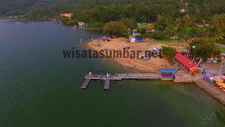 "Wisata DERMAGA Danau Singkarak Sekarang Susah ""Tacilak"""