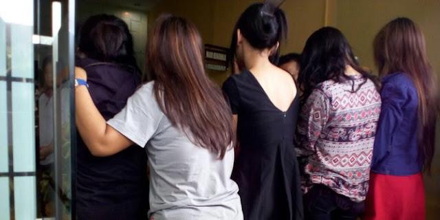 Mahasiswi Prostitusi Online, Sepekan Rp 10 Juta, Ah Gampang