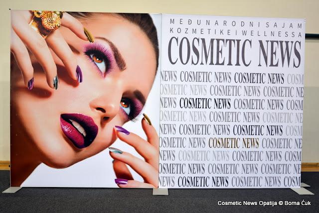 23. COSMETIC NEWS @ Međunarodni sajam kozmetike i wellnesa, Opatija 16-17.04.2016