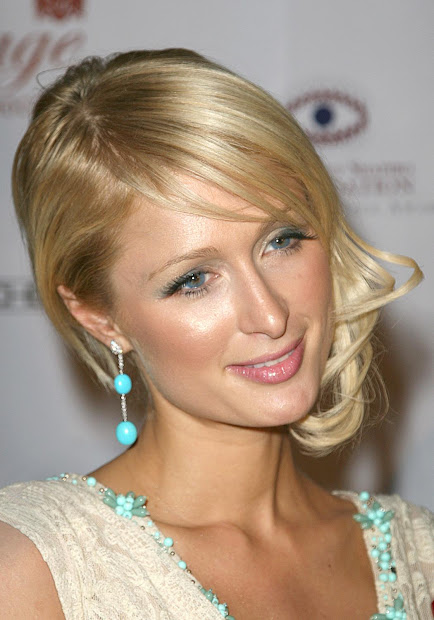 hair styles & haircuts paris hilton